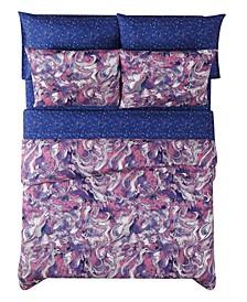 Wanderlust 7 Piece Bed in a Bag, Queen