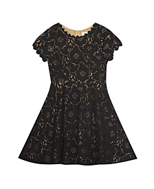 Big Girl Two Tone Lace Skater