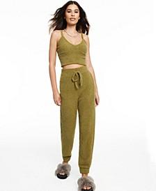 CULPOS x INC Fuzzy Knit Joggers, Created for Macy's