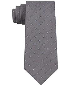 Men's Slim Circle Dot Tie
