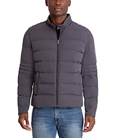 Men's Hipster Stretch Puffer Jacket
