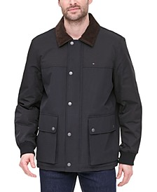 Men's Barn Coat, Created for Macy's