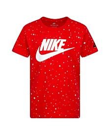 Toddler Boys Futura Stars Logo T-Shirt