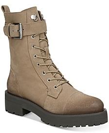 Women's Junip Lug Sole Combat Boots