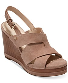 Women's Laci Platform Wedge Sandals