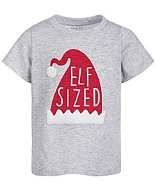 Baby Boys Elf Hat T-Shirt, Created for Macy's