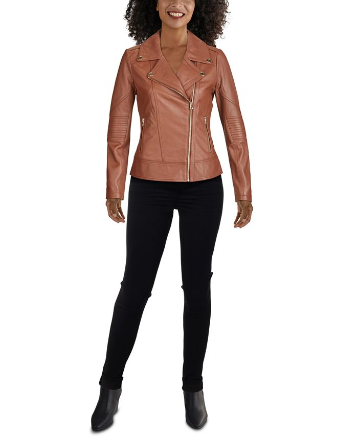 GUESS - Moto Leather Jacket