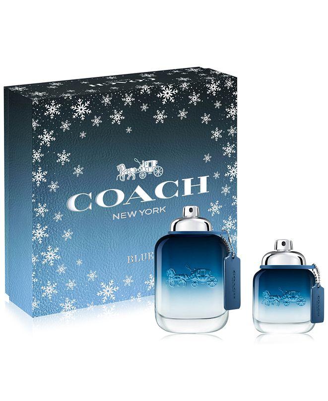 COACH Men's 2-Pc. Blue Eau de Toilette Gift Set