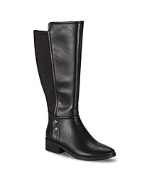 Magi Wide Calf Tall Shaft Riding Women's Boot
