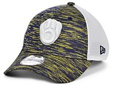 Milwaukee Brewers English Knit Neo 39THIRTY Cap