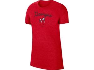 Nike Georgia Bulldogs Women's Marled T-Shirt