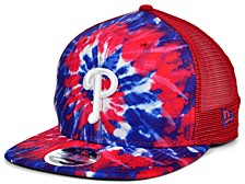Philadelphia Phillies Tie Dye Mesh Back 9FIFTY Cap