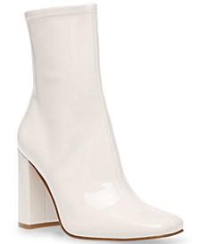 Women's Fulton Square-Toe Sock Booties