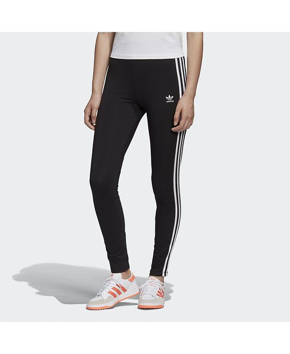 adidas Women's Adicolor 3-Stripes Tights