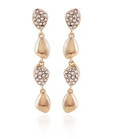Women's Lovely Baubles Linear Earring