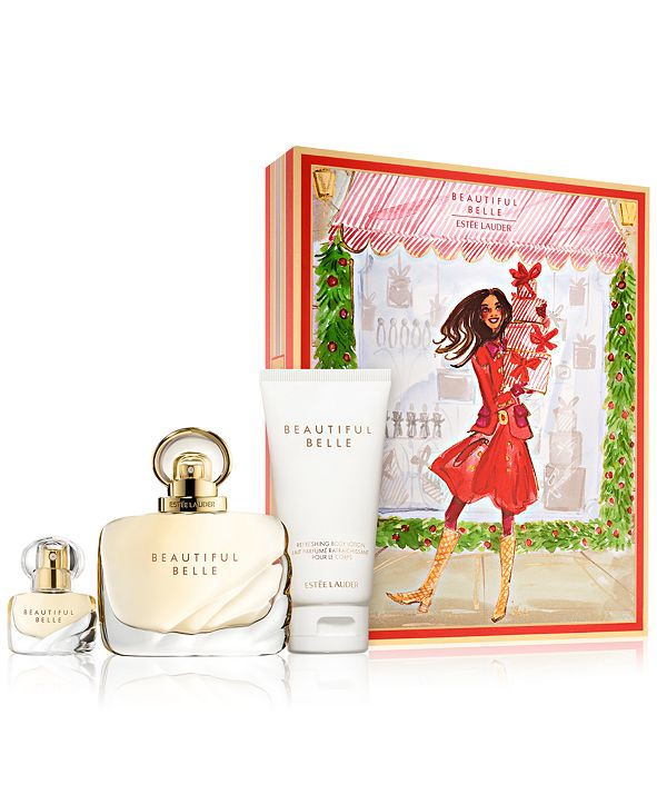 Estee Lauder 3-Pc. Beautiful Belle Favorites Gift Set