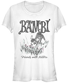 Women's Bambi Nature Short Sleeve T-shirt