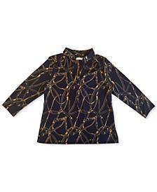 3/4-Sleeve Blouse, Created for Macy's
