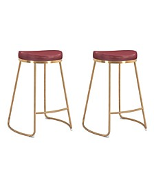 Bree Counter Stool, Set of 2