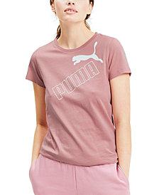 Puma Women's Amplified Logo T-Shirt