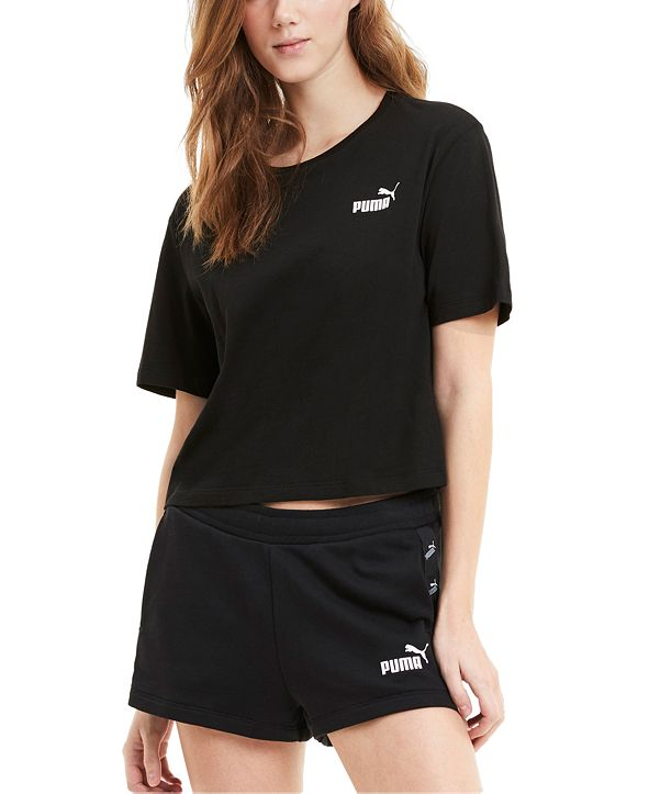 Puma Amplified Cotton T-Shirt