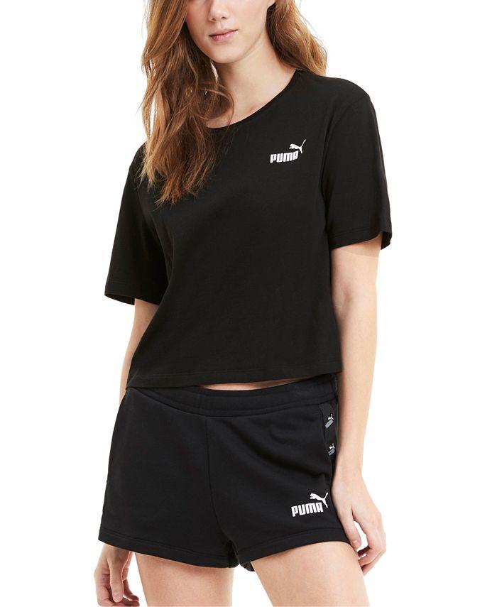 Puma - Amplified Cotton T-Shirt