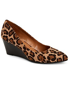 Yvonnah Wedge Pumps, Created for Macy's