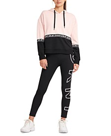 Sport Colorblocked Relaxed Hoodie