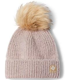 Women's Winter Blur Pom Pom Beanie