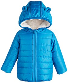 Baby Boys Bear Puffer, Created for Macy's
