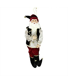 Poseable Whimsical Elf Christmas Figurine