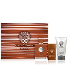Men's 3-Pc. Terra Eau de Toilette Gift Set