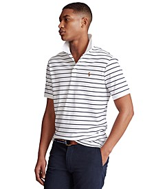 Men's Classic-Fit Stretch Polo Shirt