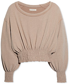 Free People Run To You Cropped Top