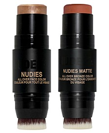 2-Pc. Glowy Nude Skin Nudies Set