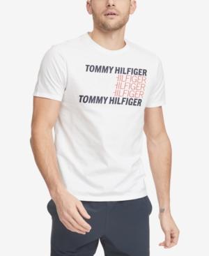 Tommy Hilfiger Men's Lehrer Cotton T-Shirt