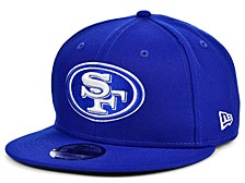 San Francisco 49ers Basic Fashion 9FIFTY Snapback Cap