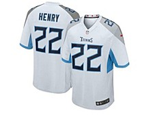 Tennessee Titans Men's Game Jersey Derrick Henry