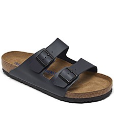 Men's Arizona BirkoFlor Soft Footbed Sandals from Finish Line