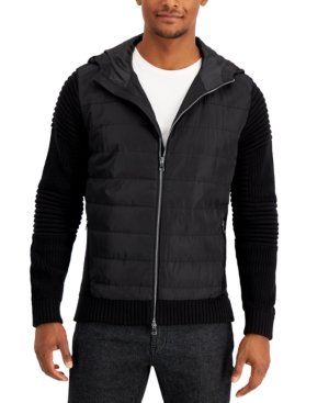 INC INTERNATIONAL CONCEPTS INC MEN'S SWATCH JACKET, CREATED FOR MACY'S