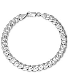 Men's Curb Link Chain Bracelet