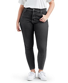 Trendy Plus Size 720 High-Waist Super Skinny Jeans