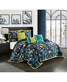 Rio 6-Piece King Comforter Set