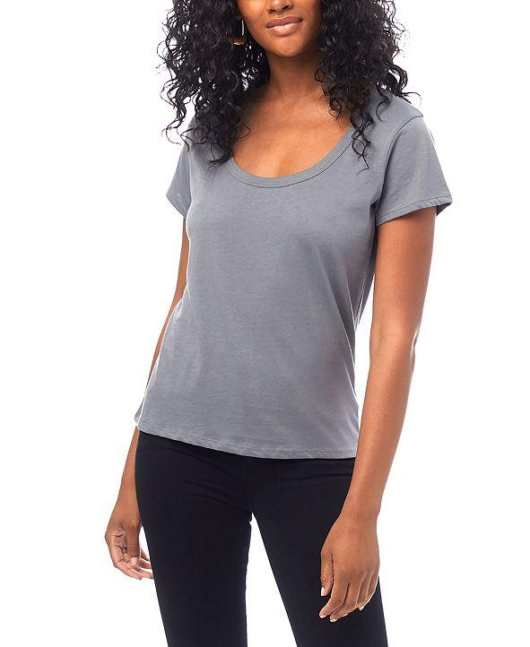 Alternative Apparel Organic Cotton Scoop Women's T-shirt