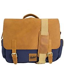 Men's Rodrigo Canvas Messenger Bag