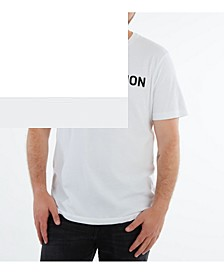 Men's Basic True Religion Short Sleeve Crewneck T-shirt