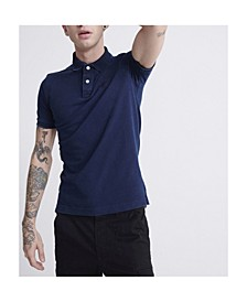 Classic Pique Short Sleeve Men's Polo Shirt