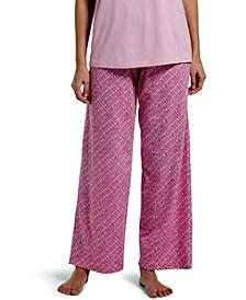Women's Dots Game Pajama Sleep Pant