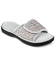 Women's Selena Sport Mesh Slide Slippers With Memory Foam