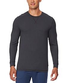 Men's Ultra Lux Long-Sleeve Sleep T-Shirt